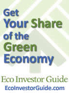 Get Your Share of the Green Economy - EIG - EcoInvestorguide.com