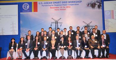 ASEAN Smart Grid Workshop November 14-15, 2012