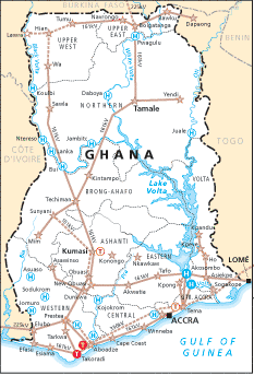 National Energy Grid of Ghana - National Electricity Transmission ...