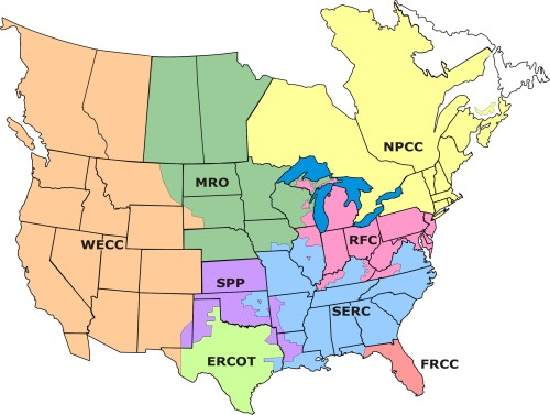 ENA - Electricity transmission map - Energy Networks Association