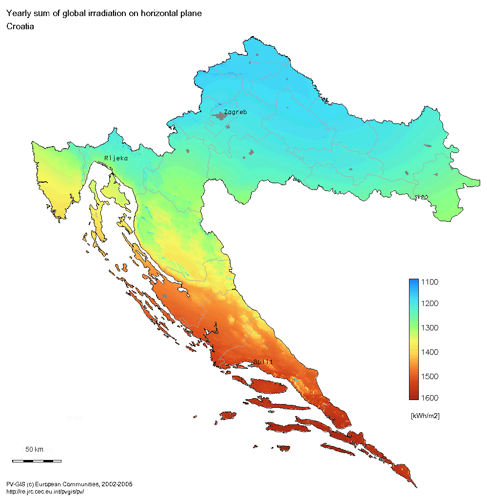 Renewable energy resources library index global energy network solar energy in croatia gumiabroncs Images
