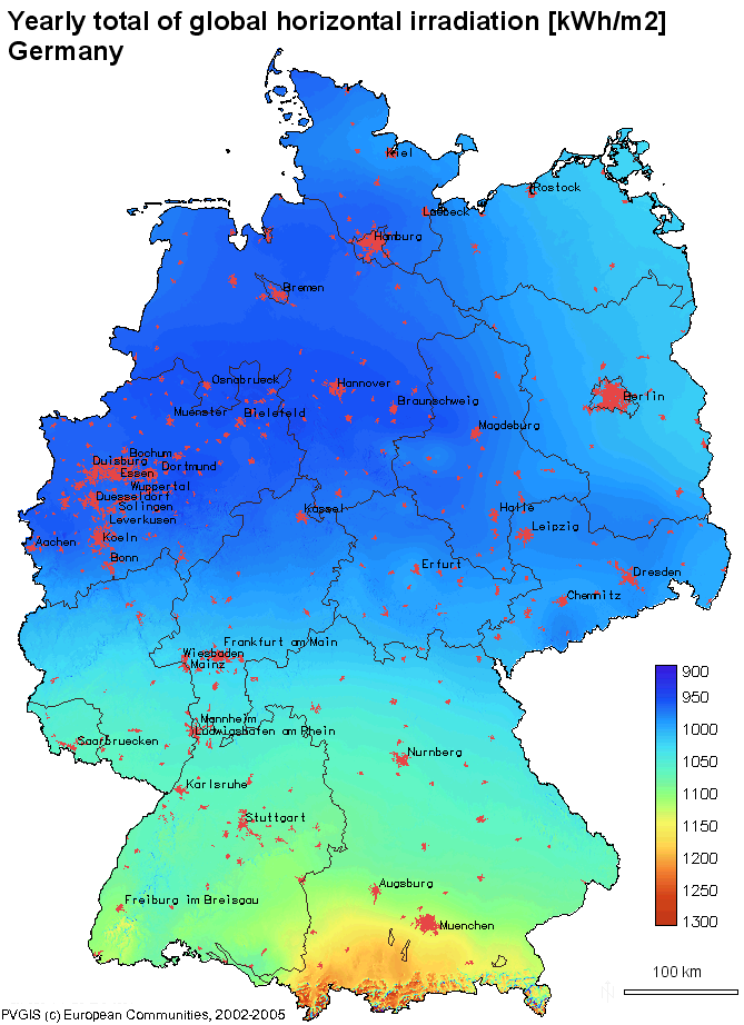 Germany Energy Dashboard Germany Renewable Energy Germany Energy - Germany map zones
