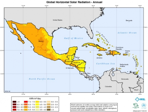 Solar Mexico 2013 Caption 1 Mexico's Solar