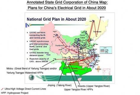 China Completes Cross-Border Power Transmission Project With Russia on
