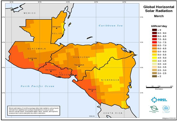 Maps - Central American and The Caribbean