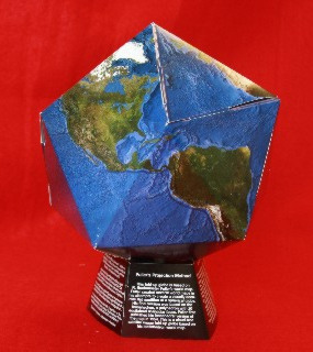 Global energy network institute shopping maps fuller dymaxion globe fold up puzzle gumiabroncs Choice Image